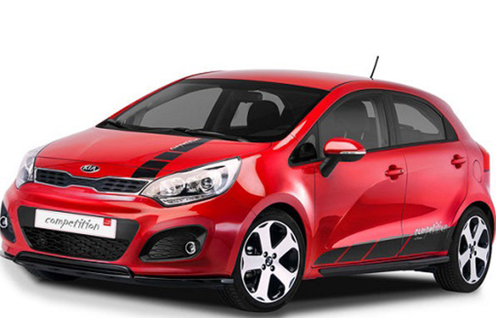 Kia Rio - Pack Competition