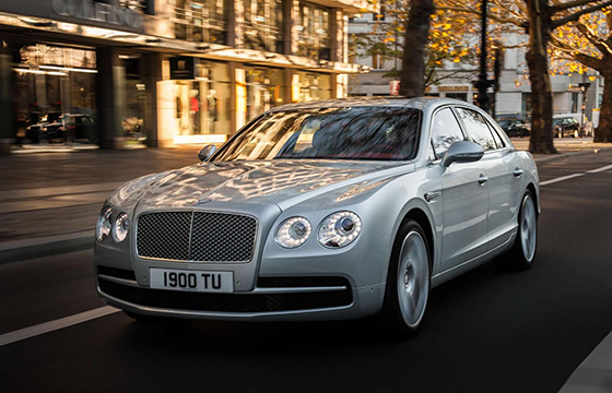 Bentley Flying Spur V8 Twin-Turbo 500 CV
